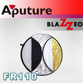 "Envío Libre de Aputure 110 CM 43 ""5 en 1 Panel Photo Studio Fotografía Luz Reflector 5en1 Redondo Collapsiable Multi disco"