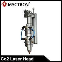 Высокая Мощность два Бифокальная CO2 лазерная резка голова (с охлаждением) использование для металла или толстой Материал