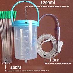 Household enema bowel barrel enema bag device Gesen coffee intestine bowel hydrotherapy device with 10 tube Hygiene Product
