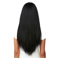 1 Piece Human Hair Bundles 8 30 Queen Like Hair Products Natural Black Color Rosa Silky