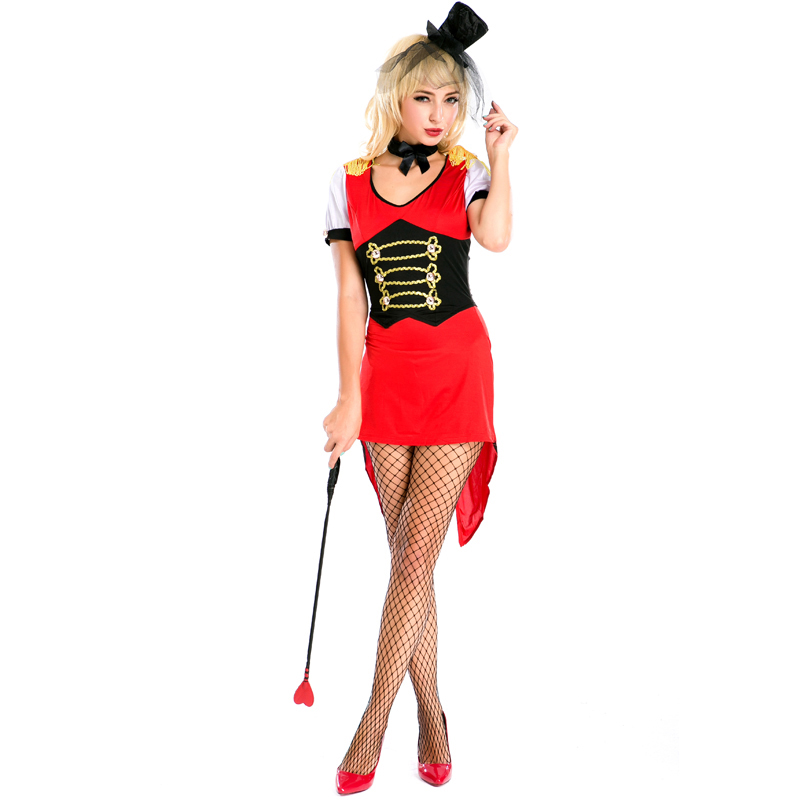 a20f3ecba Halloween Costumes Adult Red Magic Costumes Women Magician Costumes Cosplay  Fancy Dress Role Play Pirate Party A15862 For Sale at AliExpress