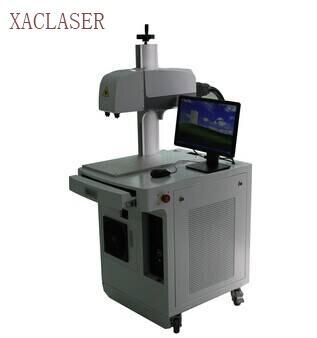 Usine vente directe méta 3d fibre laser marquage/gravure machine en acier inoxydable prix