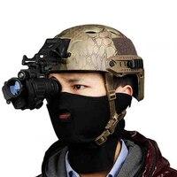 2x30 Night Vision Riflescope Monocular Digital IR Illumination For Helmet Outdoor Night Vision Riflescope