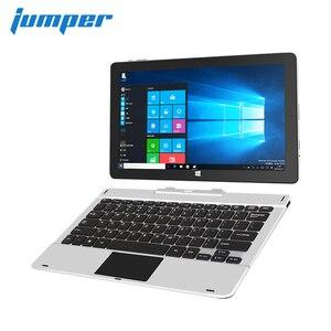 Планшет Jumper EZpad 6/6s Pro 2 в 1, 11,6-дюймовый IPS-дисплей 1080P, Apollo Lake E3950, 6 ГБ + 64 Гб/128 ГБ, планшеты с windows 10