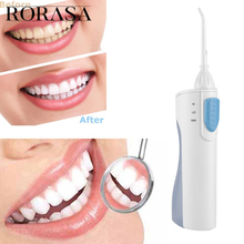 3 in 1 Portable tooth cleaner Washing dental machine irrigator Teeth Whitening Dental Equipment Oral health Care Machine цены