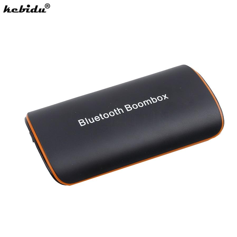 Hilfreich Kebidunew Universal B2 Bluetooth V4.1 Adapter Bluetooth Boombox 3,5mm Auto Start Stereo Audio Music Receiver Für Android Ios Telefon Funkadapter