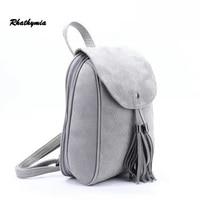 Small Backpack Women Genuine Leather Bag Women Bag Cow Leather Women Backpack Mochila Feminina School Bags