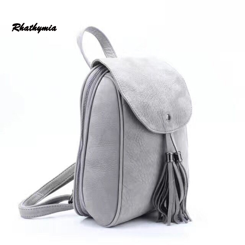 small Backpack Women Genuine Leather Bag Women Bag Cow Leather Women Backpack Mochila Feminina School Bags for Teenagers fashion women leather backpack rucksack travel school bag shoulder bags satchel girls mochila feminina school bags for teenagers