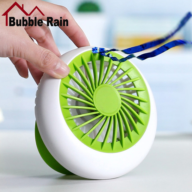 A23 Usb Fan Summer Office Mini Desk Cooling Air Conditioner Exquisite Charging Small Creative