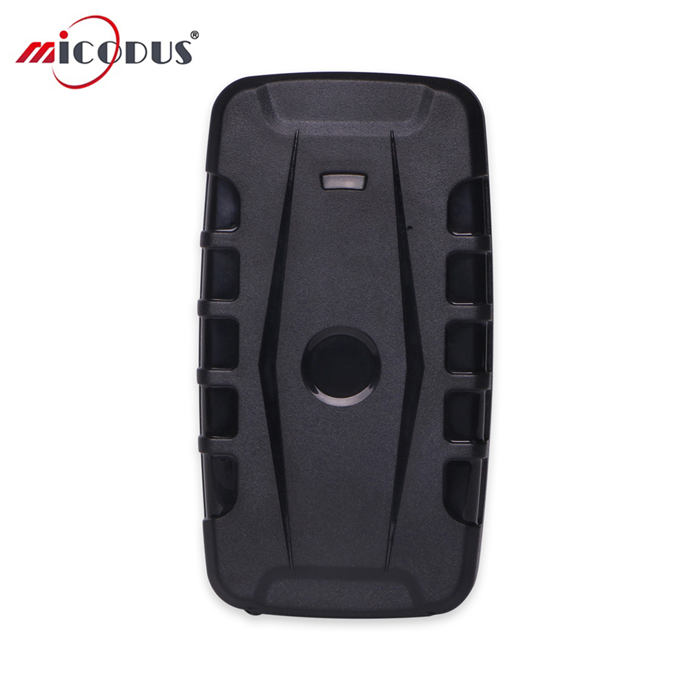 GPS Tracker Vehicle Car GPS Locator LK330 Real Time Tracking Waterproof Strong Magnet Unchargeable 16000mAh 5 Years Standby Time