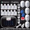 Kerui IOS Android APP Wireless GSM Alarm System TFT Color Display Autodial Text Burglar IntruderSecurity Alarm