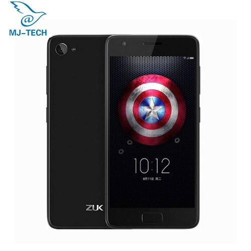 Lenovo ZUK Z2 5.0 дюймов 1920x1080 OS Snapdragon 820 Quad Core до 2.15 ГГц 4GB 64GB FDD 4G 3500 мАч