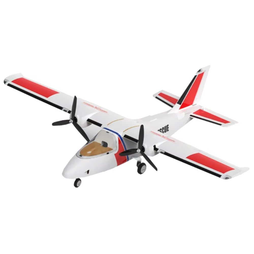 Share To Sonicmodell Binary 1200mm Wingspan EPO Twin Motor Multirole Aerial Survey FPV Platform Mapping RC Airplane KIT