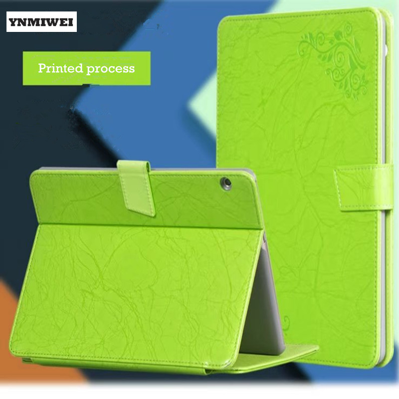 Tablet Leather Case For Huawei Mediapad T3 10 Ultra Thin Smart Stand Cover Case For Honor Play Pad 2 9.6 inch AGS-L09 AGS-L03 folio slim cover case for huawei mediapad t3 7 0 bg2 w09 tablet for honor play pad 2 7 0 protective cover skin free gift