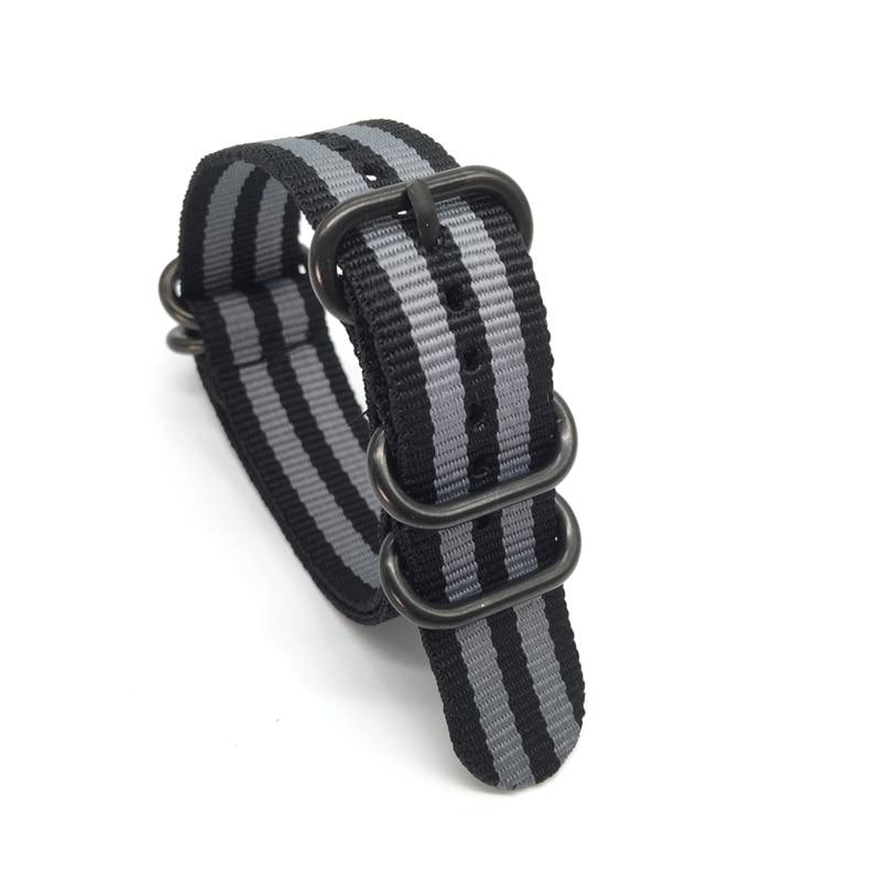 Venta caliente moda alargada Suunto Core Nylon Strap Band Kit w Lugs - Accesorios para relojes - foto 6