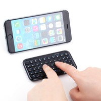 Newest 1pcs Mini Wireless Bluetooth 3 0 Keyboard For IPad2 3 4 For IPhone 4S
