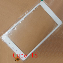 Original 8.0″ Touch Screen for Cube T8 Ultimate /T8 Plus On Touchscreen Digitizer  Panel Replacement for XC-PG0800-026-A1-Fpc