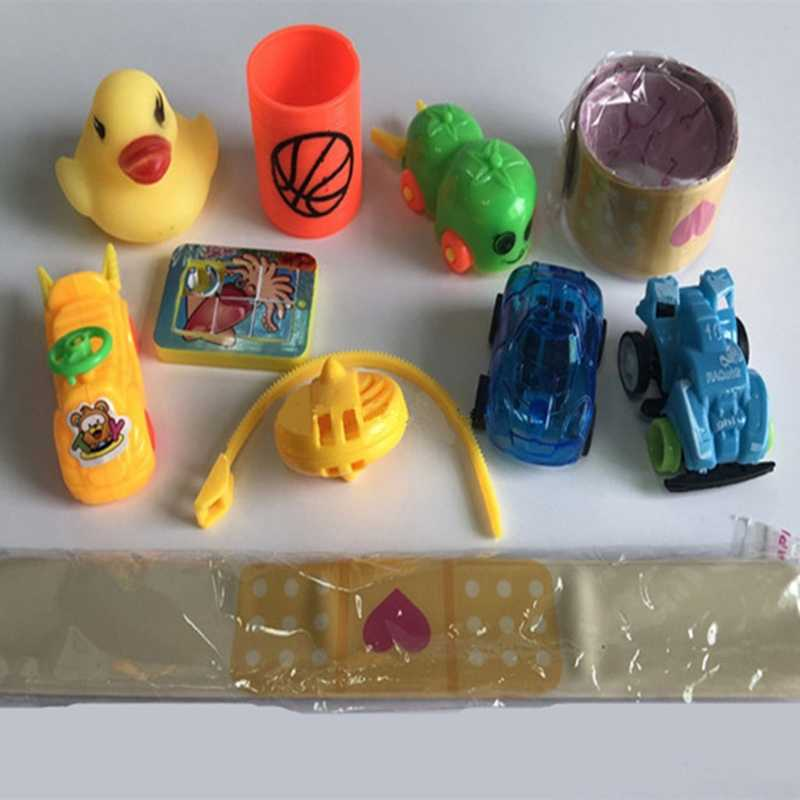1/5/10 pcs Surpresa Criativa Ovo Bola Surpresa Surpresa Boneca Brinquedos Gashapon Toy Kids Presentes de Natal