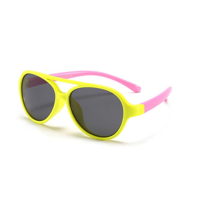 RILIXES 2018 Luxury Brands TAC Kids Sunglasses Polarized Boys Girls Kids Sports Glasses 100% UV Protection Oculos De Sol Gafas