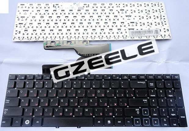 Russian New  Keyboard FOR SAMSUNG NP300E5Z NP300V5Z 300E5Z 300E5C RU laptop keyboard