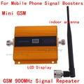 Новые ЖК-дисплей! GSM 900 МГц Мобильный Телефон Сигнал Повторителя Booster Усилитель + крытый антенн GSM репитер сигнала boostera
