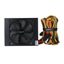 1250W GP1350G ATX Computer PC Mining Power Supply 80Plus Gold Active PFC Support 6 Graphics Card for asic S9 S7 L3 Rig bitcoin