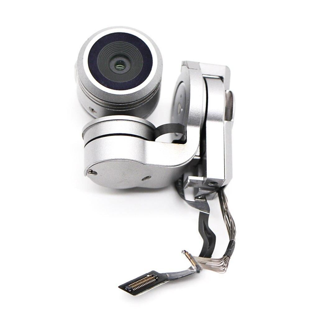 Pièces de cardan durables HD vidéo épargné accessoire de Drone de remplacement en métal RC avec Kits d'objectif de caméra à câble plat pour DJI MAVIC PRO