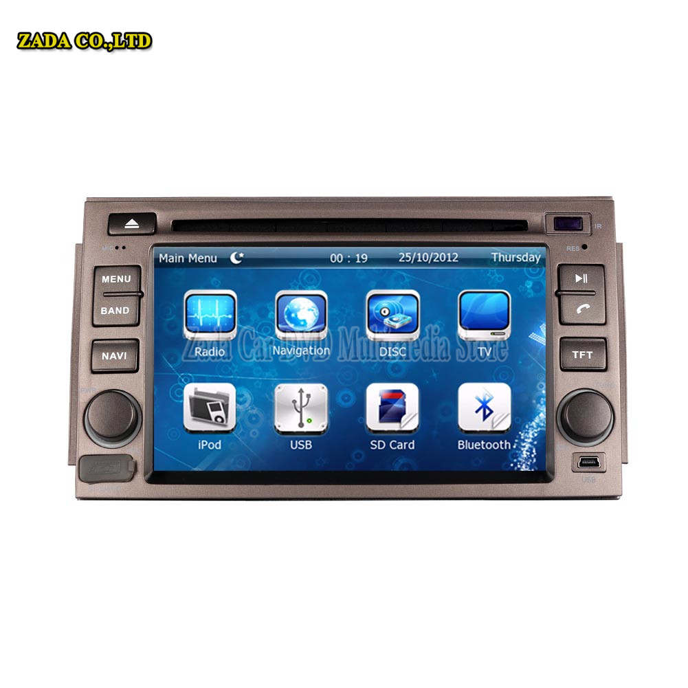 navitopia car radio gps for hyundai azera 2005. Black Bedroom Furniture Sets. Home Design Ideas