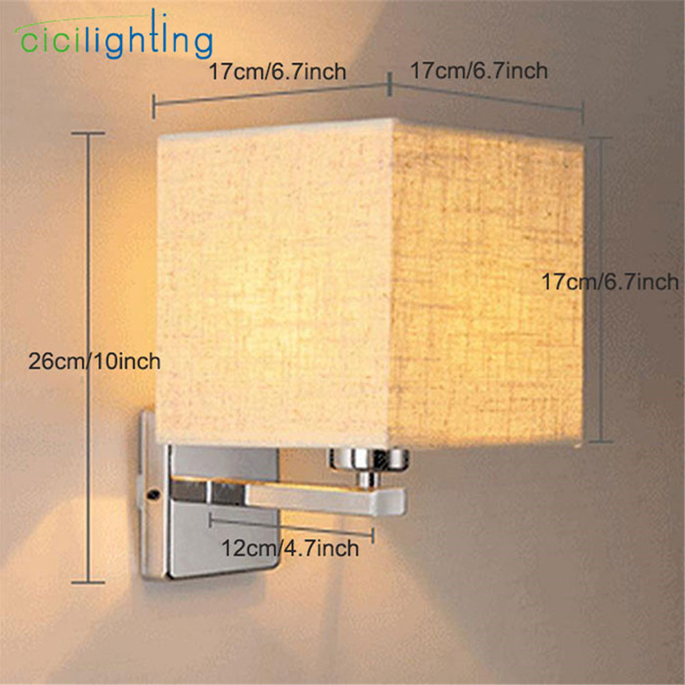 lampada de parede moderna led lampada cabeceira 01