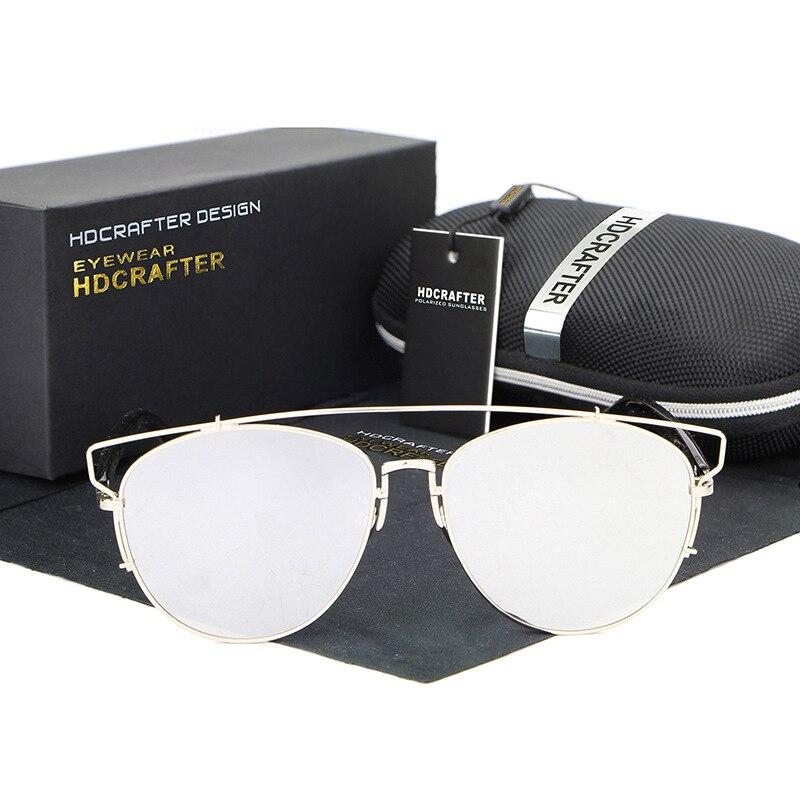 7ff04e001a Polarized 2017 new sunglasses women brand designer luxury metal ...
