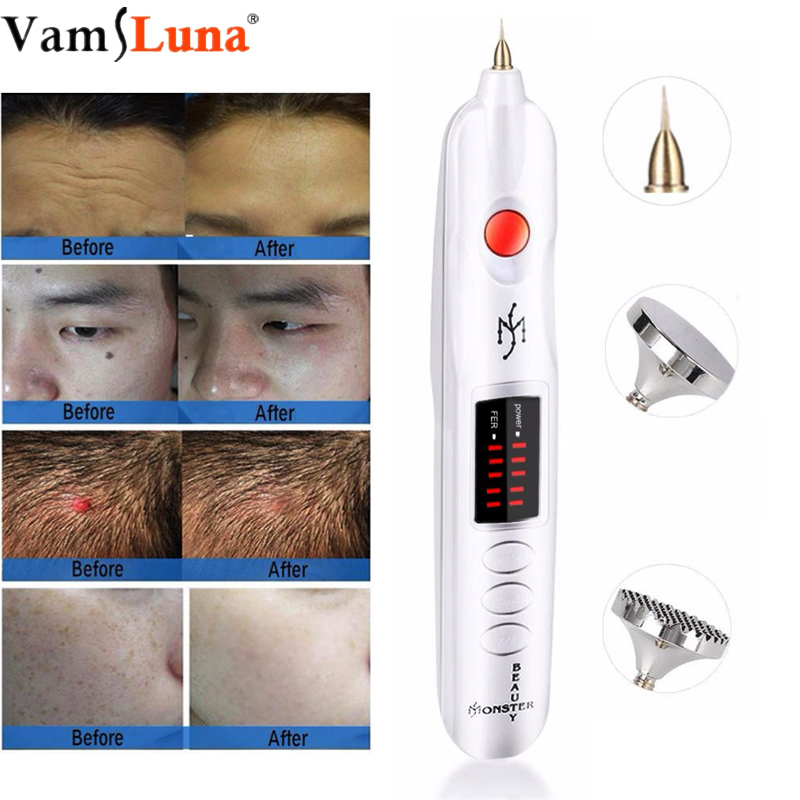 Micro Plexr Plasma Pen Eyelid Lift Freckles Acne Skin Tag Dark Spot Remover For Face Tattoo Removal Machine Picosecond Therapy