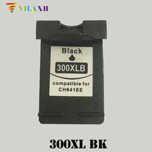 For HP 300 Black Ink cartridge HP300 xl 300xl Deskjet F4583 F4500 F4580 F2420 F2480 F4210 F4272 Photosmart C4680 C4683 C4780