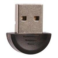 Mini USB Bluetooth adaptörü kablosuz USB Dongle V2.0 dizüstü PC için Win 7/8/10/XP