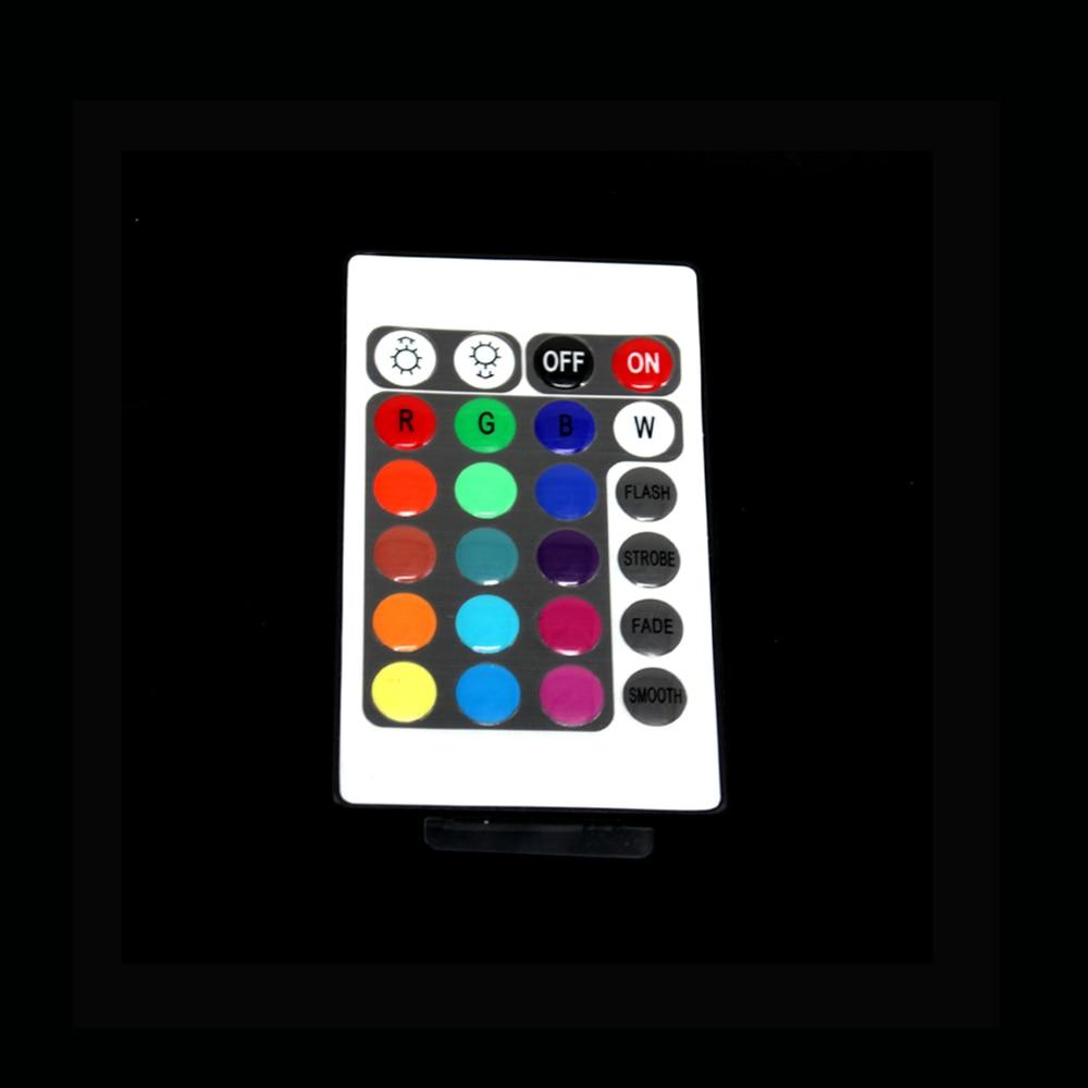 RGB Angel Eyes Multi-warna LED Ring Turnning Light DRL Mobil - Lampu mobil - Foto 5