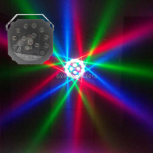 Beam LED 16pcsX3W Whirlwind Beam Stage Lighting RGBW DMX512 LED Bee Eye Beam Laser Bar Wedding KTV home party DJ equipments