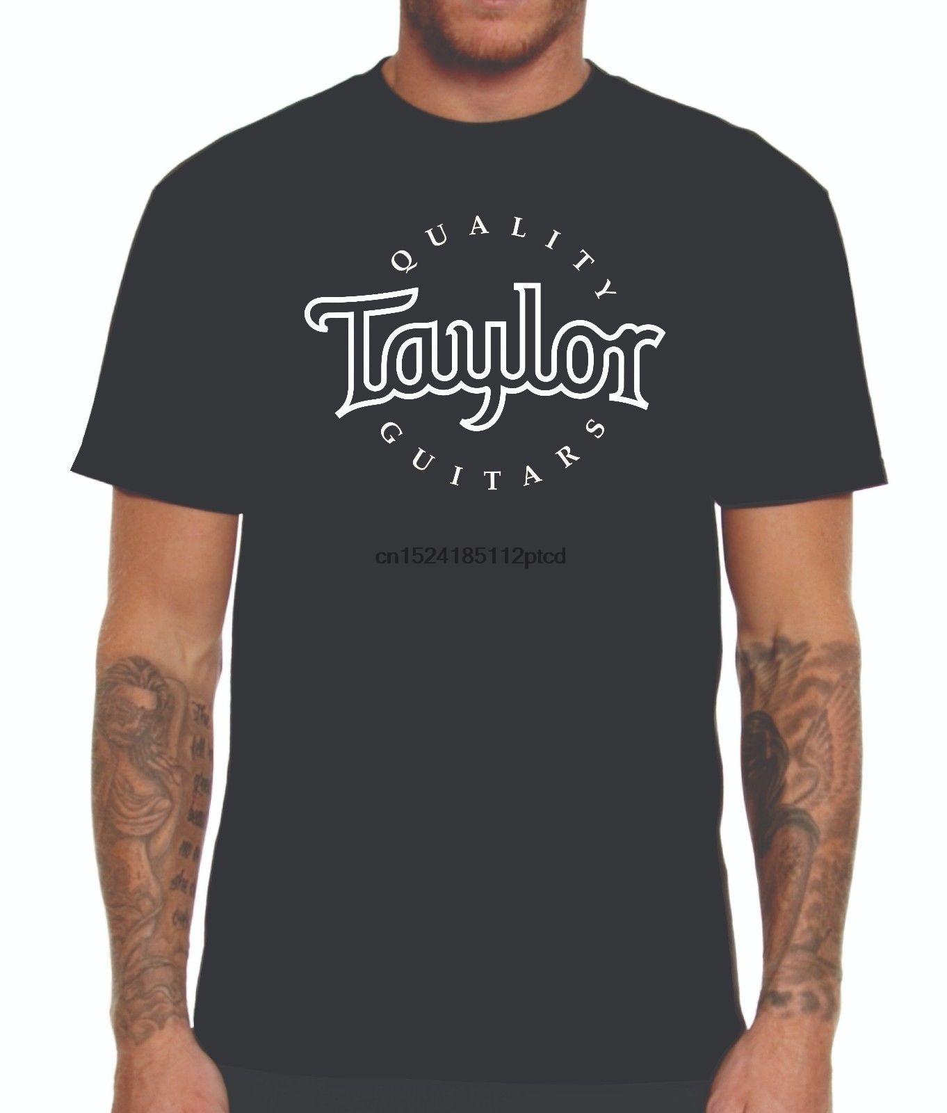 black taylor acoustic guitar shirt 12e 110e 114e 110ce 150e 214ce 210e 214ce 310 in t shirts. Black Bedroom Furniture Sets. Home Design Ideas