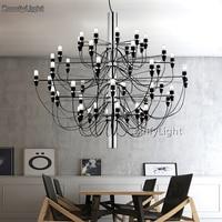 Luxury Chandelier Living Room Lamp lustres de cristal indoor Lights villa art personality led Hanging Light Pendant Chandelier