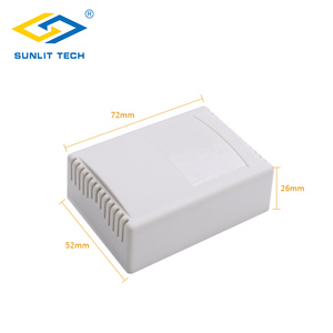 Image 2 - Wireless to Wired Receiver 4 Channel Relay Magnetic Alarm Contact Convert Wireless Signal to Wired