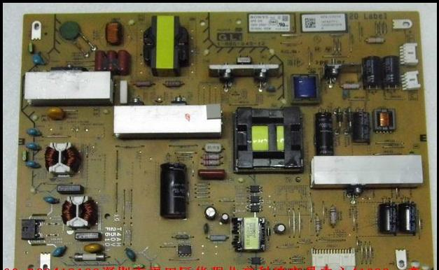 CONNECT WITH printer POWER SUPPLY Board APS-315 for / KDL-46HX750 1-886-049-12  T-CON connect board цены онлайн