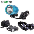 3 model 1800LM CREE XM-L T6  Waterproof Bike Front Light LED HeadLamp Camping +6400mAh 8.4v battery+Charger