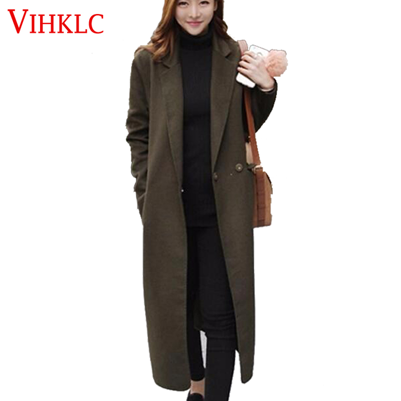 Compare Prices on Ladies Long Cashmere Coat- Online Shopping/Buy