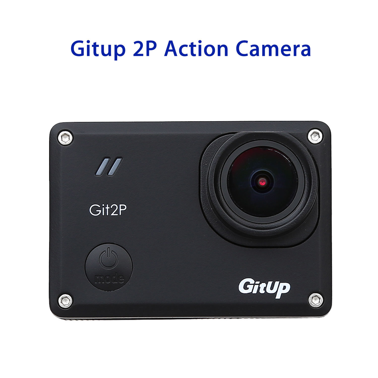 Gitup 2P WiFi 1080P Full HD DVR Helmet Video Sports Dash Camera HDMI Professional 90degree Wide Angle For Outdoor Riding Hiking 2 inch 4k 30fps 2 7k 30fps full hd wifi 16mp video camera waterproof sports dv helmet camera