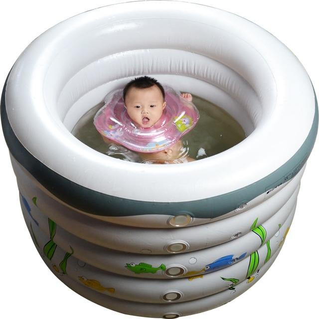 Baby swimming pool baby bucket bath infant children bath basin ...