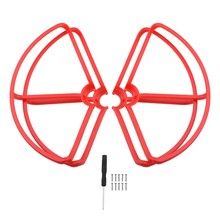 OPQ-4Pcs/Set Propeller Guard For Xiaomi Mi Drone Rc Quadcopter Spare Parts Accessories(China)