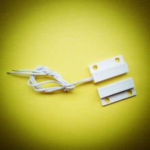 1 set Window or Door Contact Magnetic Reed Switch Alarm Drop Shipping