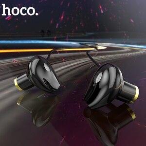Image 2 - HOCO M47 In Earหูฟังกีฬาชุดหูฟังแบบมีสาย3.5มม.สำหรับiPhone Xiaomi Samsungหูฟังพร้อมไมโครโฟนauriculares