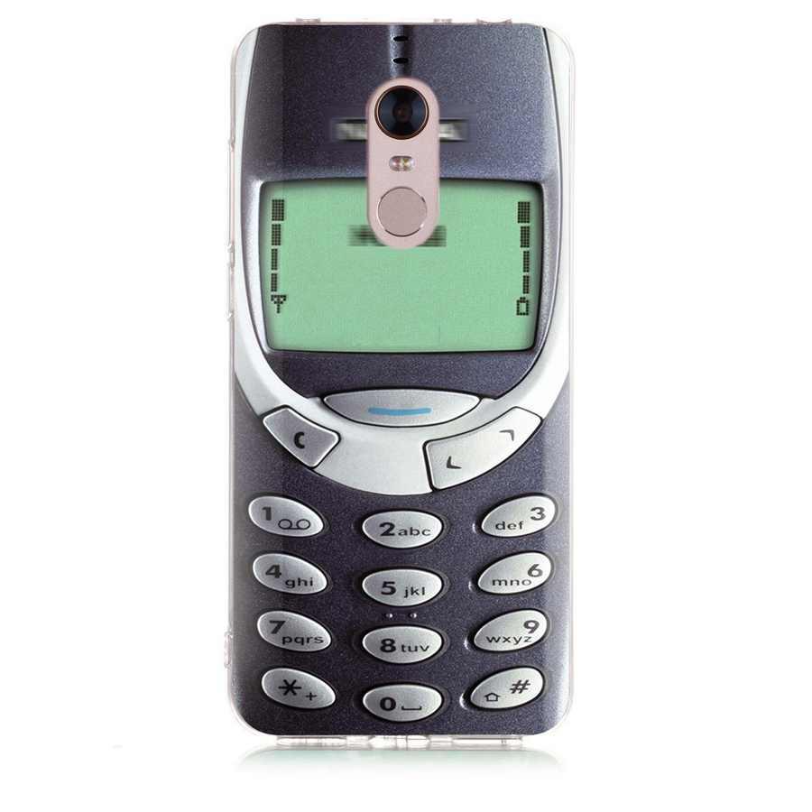 À motifs étui de téléphone pour xiaomi Rouge mi 4X Note 3 mi A1 Note 4 Pro 4A Note 5 6 6pro Pour Rouge mi 5A 6 6A Souple étui en polyuréthane thermoplastique Fundas D128