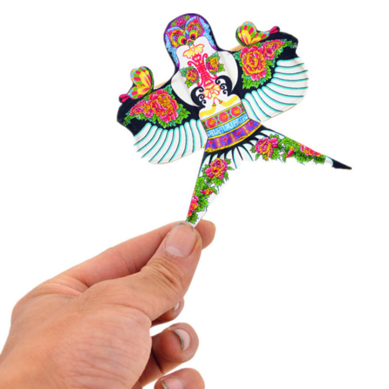 Crafts Kite Gift Box Gift of Travel Kite Folk Crafts