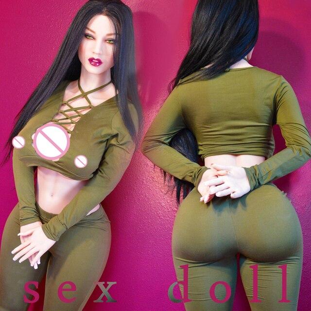 Big Ass Sex Doll Cm Sexy Girl Lifelike Big Breast H Cup Silicone Male Masturbation