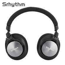 Bluetooth Fone De Ouvido Active Noise Cancelling sem fio Mais de Fones De Ouvido de Alta Fidelidade de Graves fone de ouvido Estéreo com Microfone para Computador Telefone Tablet